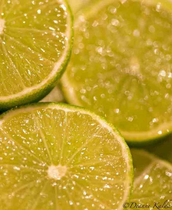 limes galore
