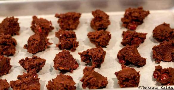 cranberry coconut cacao creation