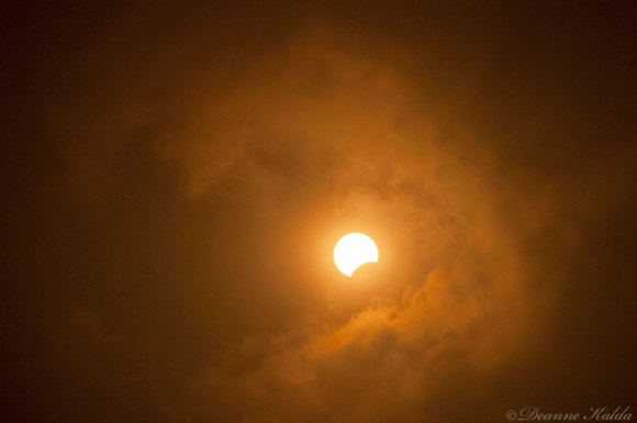 Solar Eclipse 014