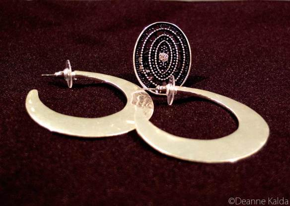 Earrings & Ring from Charlee Can Jewellery