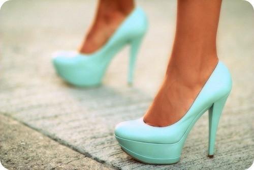 Tiffany heels